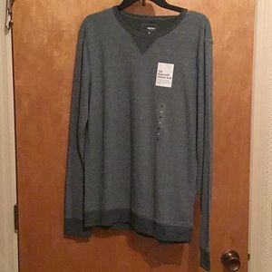 SONOMA Men's supersoft long sleeved shirt  NWT
